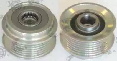 Autokit 03.81456 - Ģeneratora brīvgaitas mehānisms autodraugiem.lv