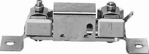 BERU WU45/15 - Papildus rezistors, Kondicioniera ventilators autodraugiem.lv