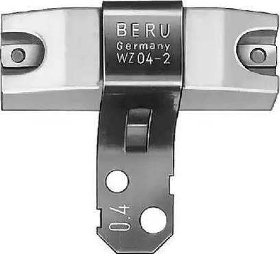 BERU WZ02-2 - Papildus rezistors, Kondicioniera ventilators autodraugiem.lv