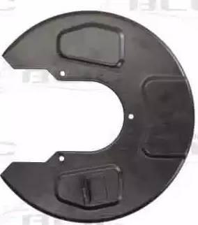 BLIC 6508-03-9590878P - Dubļu sargs, Bremžu disks autodraugiem.lv