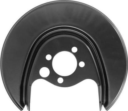 BLIC 6508-03-9504877P - Dubļu sargs, Bremžu disks autodraugiem.lv