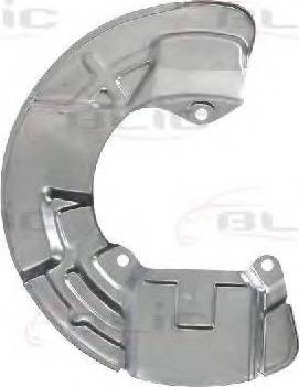 BLIC 6508-03-9047378P - Dubļu sargs, Bremžu disks autodraugiem.lv