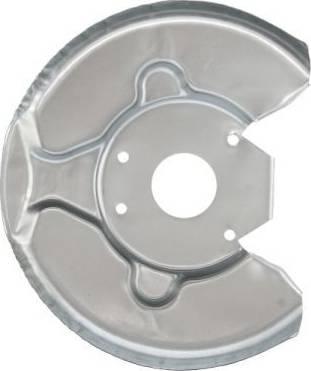 BLIC 6508-03-9030370P - Dubļu sargs, Bremžu disks autodraugiem.lv