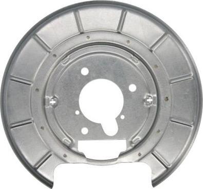 BLIC 6508-03-5536877P - Dubļu sargs, Bremžu disks autodraugiem.lv