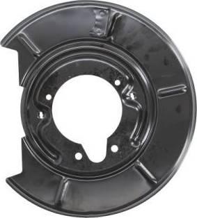 BLIC 6508-03-0054877P - Dubļu sargs, Bremžu disks autodraugiem.lv