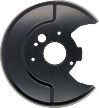 BLIC 6508-03-1670878K - Dubļu sargs, Bremžu disks autodraugiem.lv
