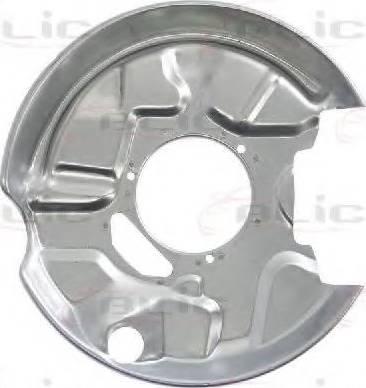 BLIC 6508-03-3526878P - Dubļu sargs, Bremžu disks autodraugiem.lv