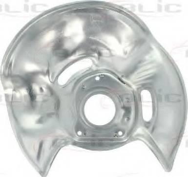 BLIC 6508-03-3526378P - Dubļu sargs, Bremžu disks autodraugiem.lv