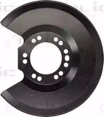 BLIC 6508-03-2555879P - Dubļu sargs, Bremžu disks autodraugiem.lv