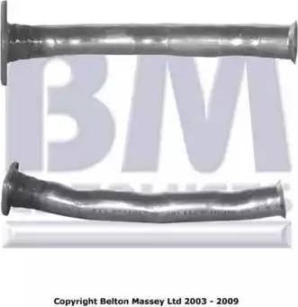 BM Catalysts BM50009 - Izplūdes caurule autodraugiem.lv