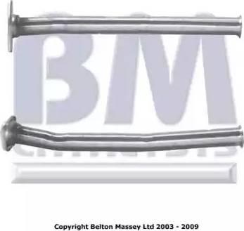 BM Catalysts BM50023 - Izplūdes caurule autodraugiem.lv