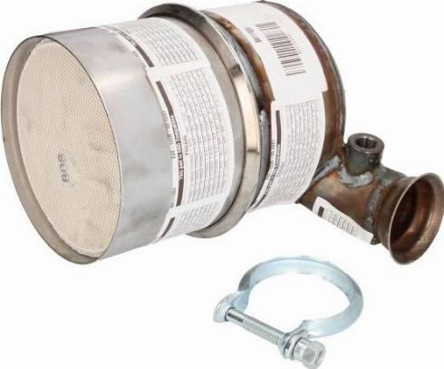 BM Catalysts BM11188H - Nosēdumu-/Daļiņu filtrs, Izplūdes gāzu sistēma autodraugiem.lv