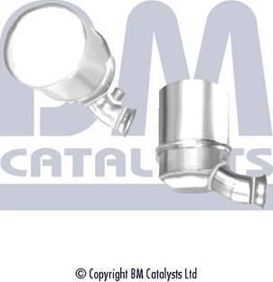 BM Catalysts BM11201H - Nosēdumu-/Daļiņu filtrs, Izplūdes gāzu sistēma autodraugiem.lv