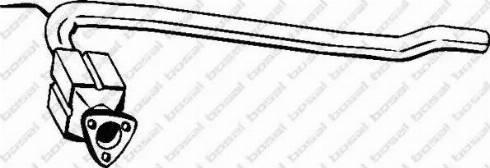 Bosal 099-895 - Katalizators autodraugiem.lv
