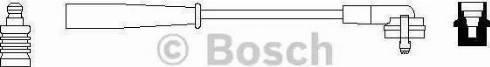 BOSCH 0986356106 - Augstsprieguma vads autodraugiem.lv