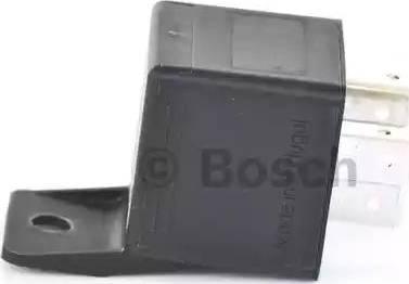 BOSCH 0 332 019 150 - Relejs, Dzes. sist. radiatora ventilators autodraugiem.lv