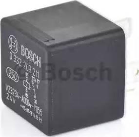 BOSCH 0 332 209 211 - Multifunkcionāls relejs autodraugiem.lv