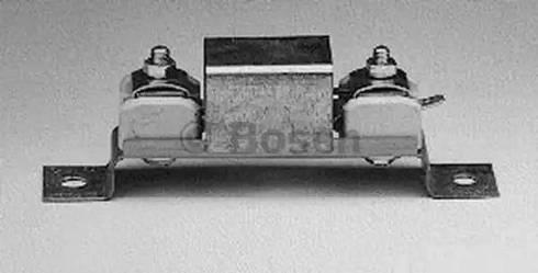 BOSCH 0 251 103 020 - Papildus rezistors, Palaišanas palīgsistēma autodraugiem.lv