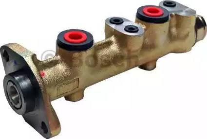 BOSCH F026003296 - Galvenais bremžu cilindrs autodraugiem.lv