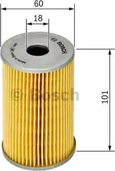 BOSCH 1457429820 - Hidrofiltrs, Stūres iekārta autodraugiem.lv