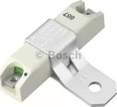BOSCH 1224509063 - Papildus rezistors, Aizdedzes sistēma autodraugiem.lv