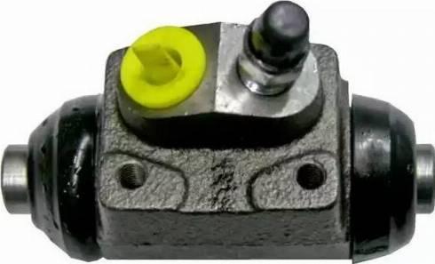BOSCH F026002502 - Riteņa bremžu cilindrs autodraugiem.lv