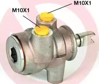 Brembo R23005 - Bremžu spēka regulators autodraugiem.lv