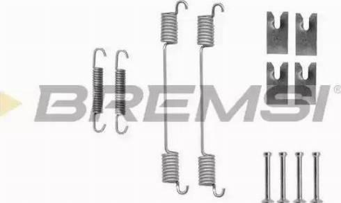 Bremsi SK0836 - Piederumu komplekts, Bremžu loki autodraugiem.lv