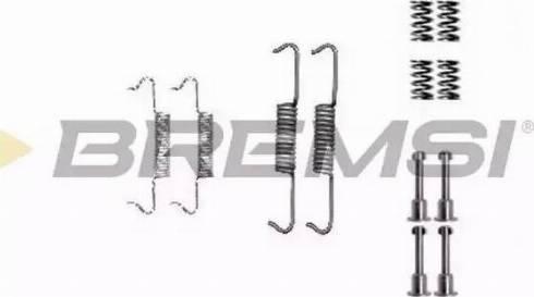 Bremsi SK0877 - Piederumu komplekts, Bremžu loki autodraugiem.lv