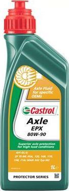 Castrol 154CAB - Reduktora eļļa autodraugiem.lv