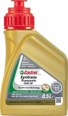 Castrol 1557B7 - Manuālās pārnesumkārbas eļļa autodraugiem.lv