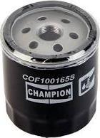 Champion COF100165S - Eļļas filtrs autodraugiem.lv