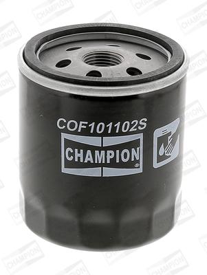 Champion COF101102S - Eļļas filtrs autodraugiem.lv