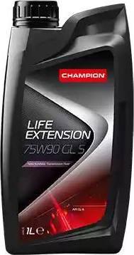 Champion Lubricants 8203701 - Manuālās pārnesumkārbas eļļa autodraugiem.lv