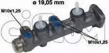 Cifam 202-009 - Galvenais bremžu cilindrs autodraugiem.lv