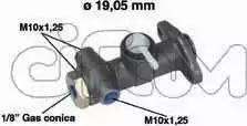Cifam 202-001 - Galvenais bremžu cilindrs autodraugiem.lv
