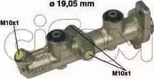 Cifam 202-036 - Galvenais bremžu cilindrs autodraugiem.lv