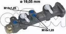 Cifam 202-021 - Galvenais bremžu cilindrs autodraugiem.lv