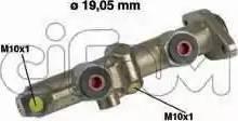 Cifam 202-076 - Galvenais bremžu cilindrs autodraugiem.lv