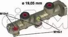 Cifam 202-077 - Galvenais bremžu cilindrs autodraugiem.lv