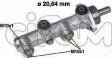 Cifam 202-129 - Galvenais bremžu cilindrs autodraugiem.lv