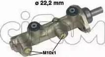 Cifam 202-127 - Galvenais bremžu cilindrs autodraugiem.lv