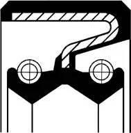 Corteco 01030118B - Vārpstas blīvgredzens, Automātiskā pārnesumkārba autodraugiem.lv