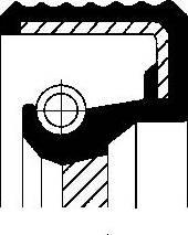 Corteco 01031573B - Vārpstas blīvgredzens, Automātiskā pārnesumkārba autodraugiem.lv