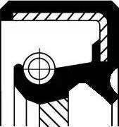 Corteco 19016661B - Vārpstas blīvgredzens, Sadales kārba autodraugiem.lv