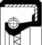 Corteco 15000581B - Blīvgredzens, Kompresors autodraugiem.lv