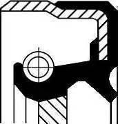 Corteco 01018282B - Vārpstas blīvgredzens, Palīgpievads autodraugiem.lv