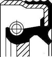 Corteco 12014825B - Vārpstas blīvgredzens, Sadales kārba autodraugiem.lv