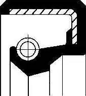 Corteco 12010955B - Vārpstas blīvgredzens, Palīgpievads autodraugiem.lv