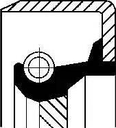 Corteco 12011464B - Vārpstas blīvgredzens, Palīgpievads autodraugiem.lv